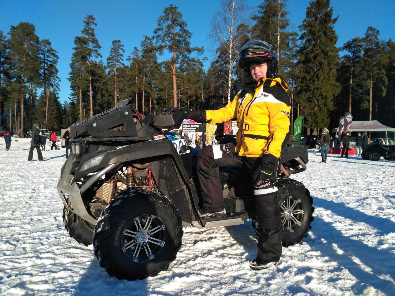 POLAR LEGION Куртка снегоходная туринговая VENTURIS Lady's II