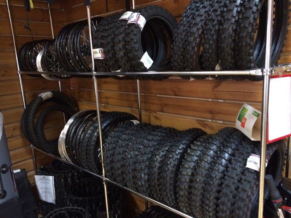 Шины для мотоцикл в Екатеринбурге в магазине COOL MOTORS