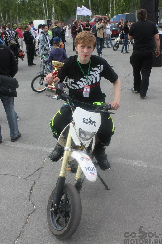 Питбайк кайо 125 купить в Екатеринбурге в магазине COOL MOTORS