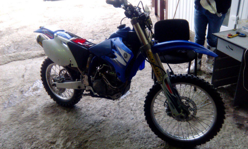 Ремонт электрики на мотоцикле YAMAHA