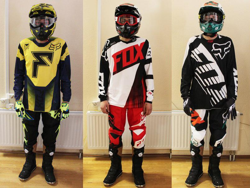 Экипировка FOX купить в Екатеринбурге в магазине COOL MOTORS