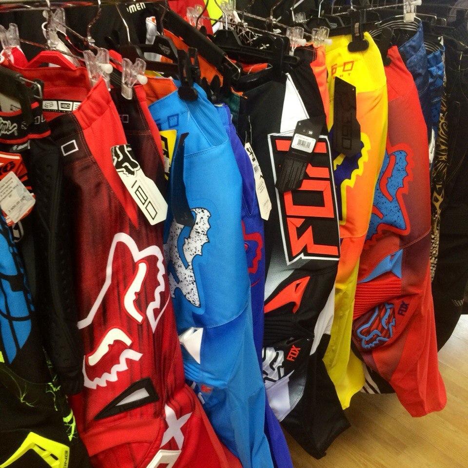 Штаны Fox в Екатеринбурге купить в магазине COOL MOTORS