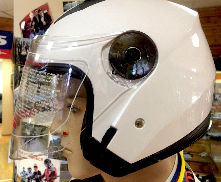 Открытые мотошлемы купить в Екатеринбурге в магазине COOL MOTORS