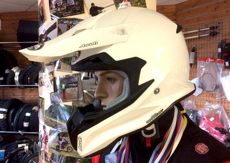 Шлем airoh terminator купить в Екатеринбурге в магазине  COOL MOTORS