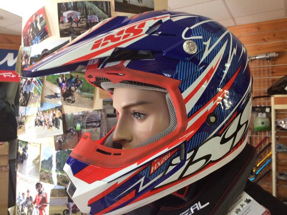 Шлем IXS купить в Екатеринбурге по хорошей цене в магазине COOL MOTORS