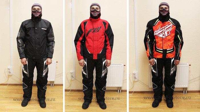 Снегоходная экипировка Fly Racing купить в Екатеринбурге в магазине COOL MOTORS
