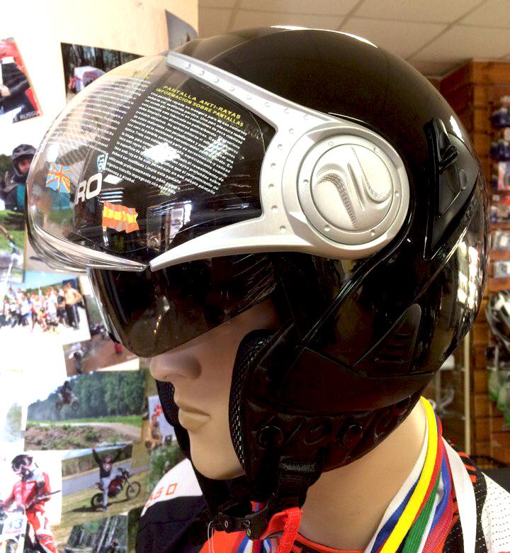 Открытый шлем купить в Екатеринбурге в магазине COOL MOTORS