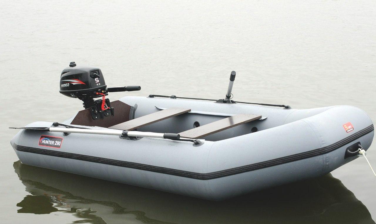 Лодка Хантер 290 купить в Екатеринбурге в магазине COOL MOTORS