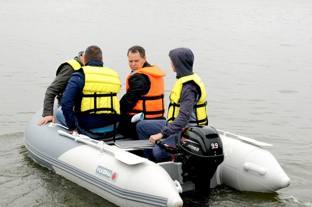 Лодка Yukona купить в Екатеринбурге в магазине COOL MOTORS