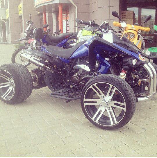 Спортивный квадоцикл купить в Екатеринбурге в магазине COOL MOTORS