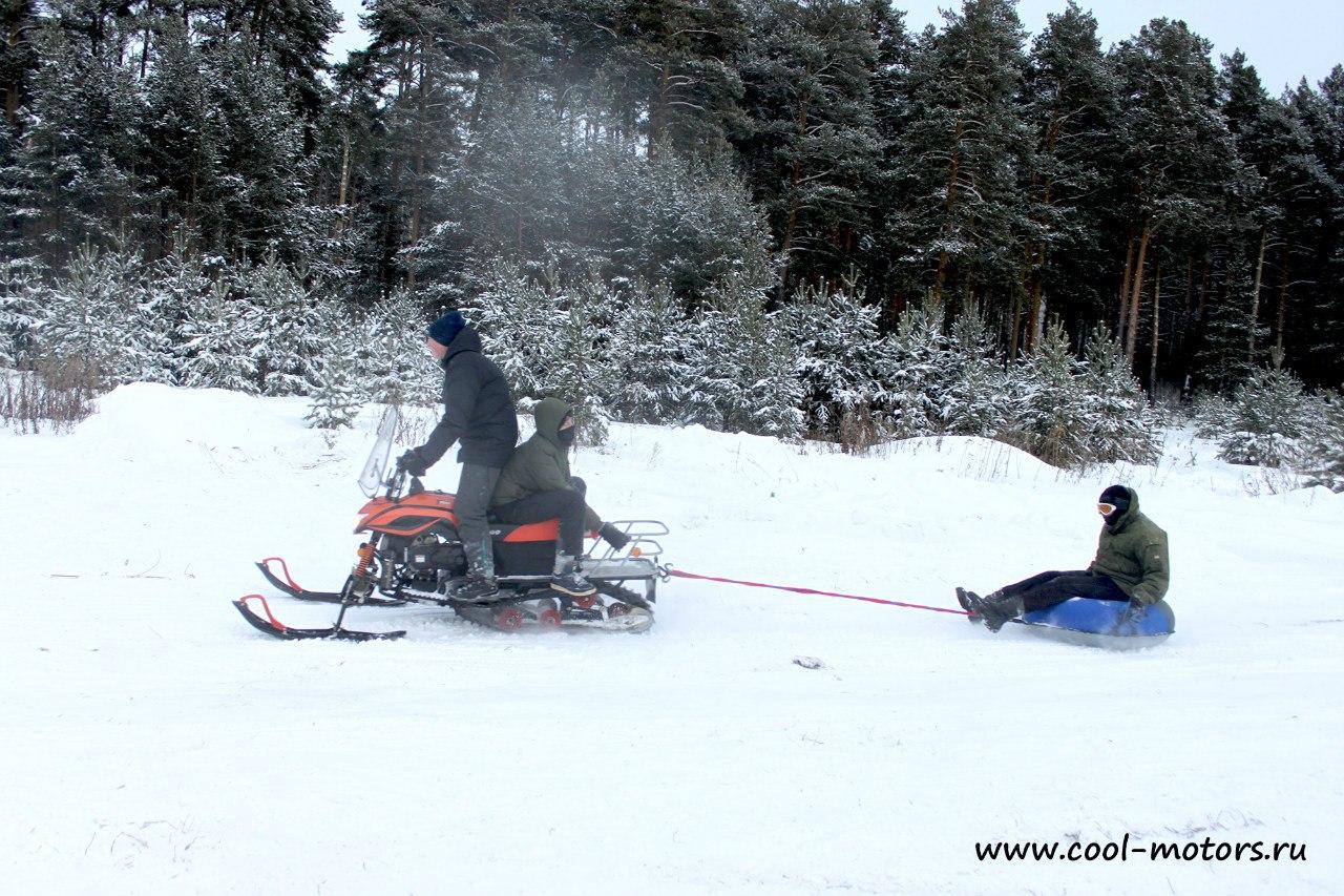 Снегоход Динго купить