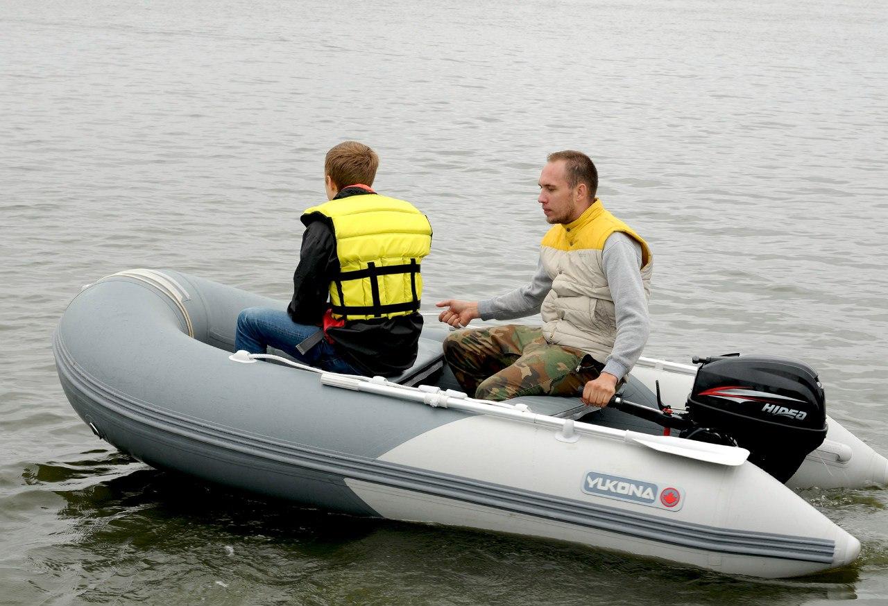 Лодка Юкона 310 купить в Екатеринбурге в магазине COOL MOTORS