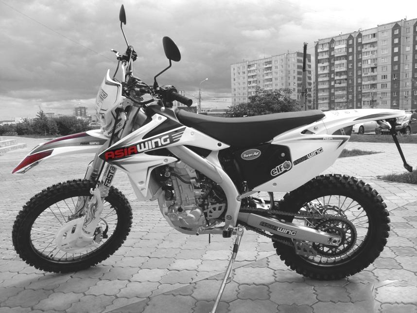 Купить мотоцицкл Asiawing в Екатеринбурге в магазине COOL MOTORS