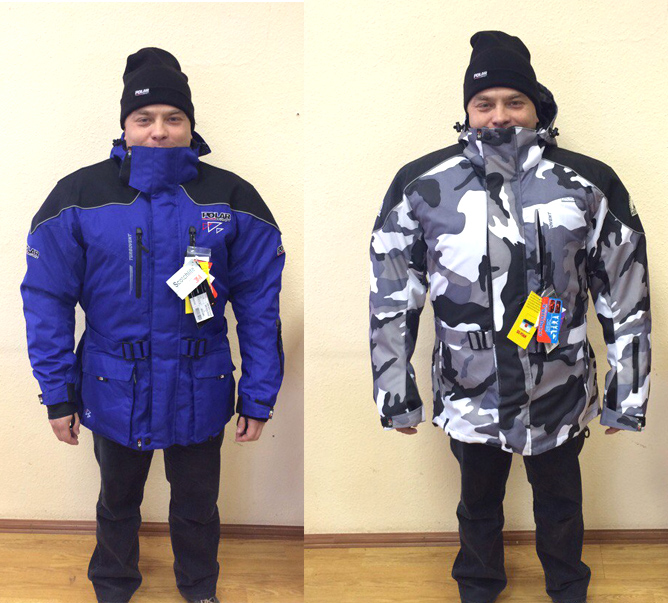 Купить снегоходную куртку Polar Legion в Екатеринбурге в магазине COOL MOTORS