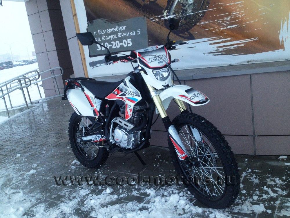 мотоцикл KAYO T2 отзывы