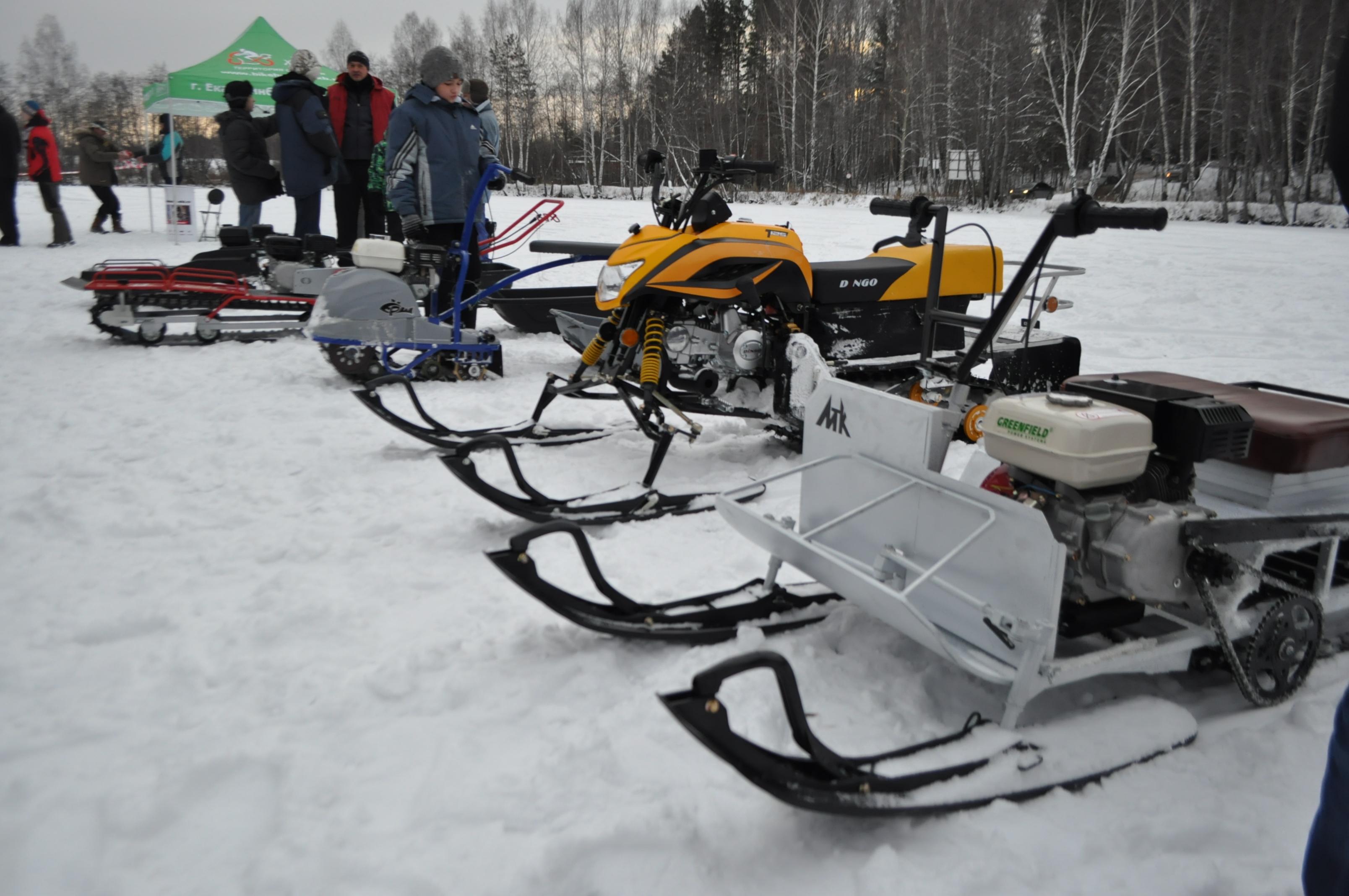 Снегоход Рыбак-2МР купить в Екатеринбурге в магазине COOL MOTORS
