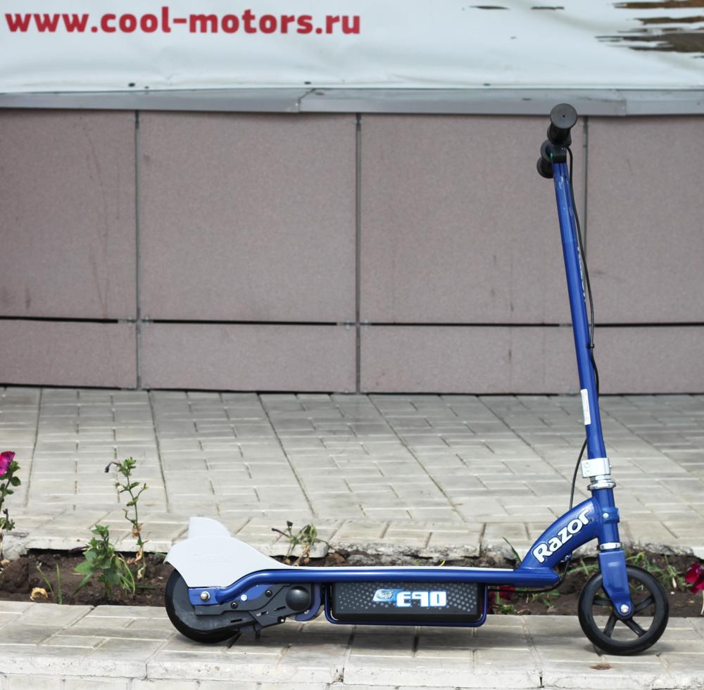 Электросамокат razor e90 в Екатеринбурге купить в магазине COOL MOTORS