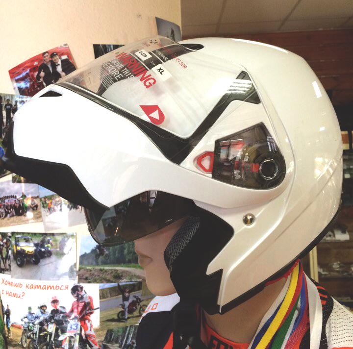 Шлем модуляр купить в Екатеринбурге в магазине COOL MOTORS