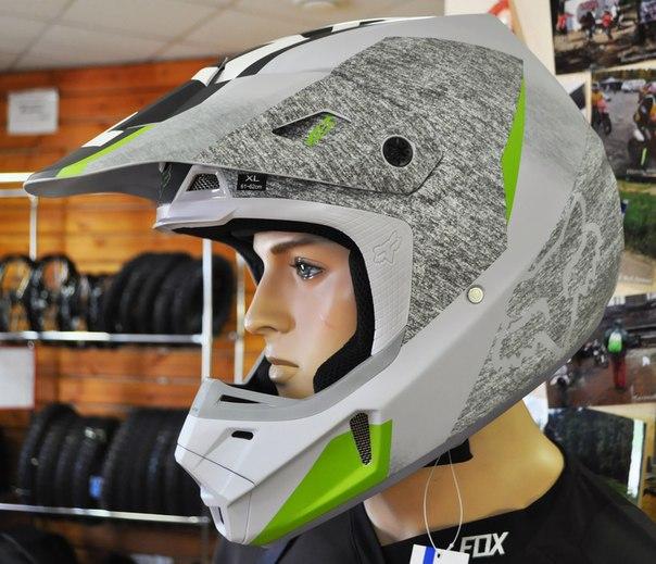 Шлем fox v2 купить в Екатеринбурге в магазине COOL MOTORS