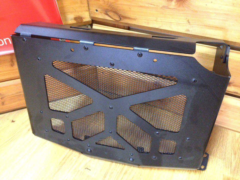 Вынос радиатора на ямаха гризли купить в Екатеринбурге