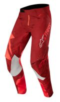 Фото 7890: Мотоштаны Alpinestars Techstars Pants Red/burgundy, 34
