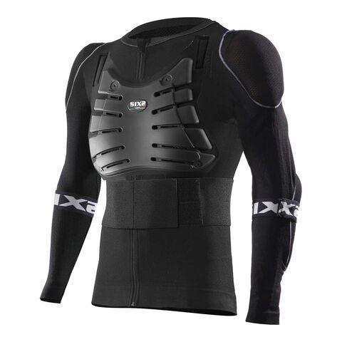 Фото 7134: Защита тела SIXS Kit Pro TS10 с протектором, черная, M